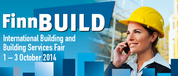 Finnbuild - Building and Building services faire