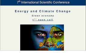 8th International Scientific Conference on Energy and Climate Change