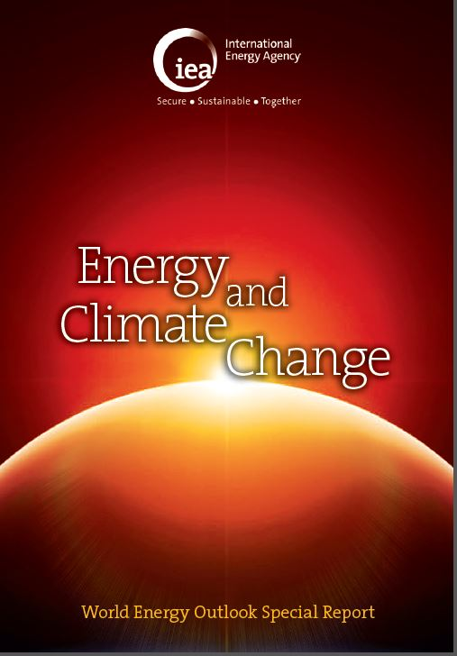 World Energy Outlook 2015 - Special Report on Energy and Climate Change